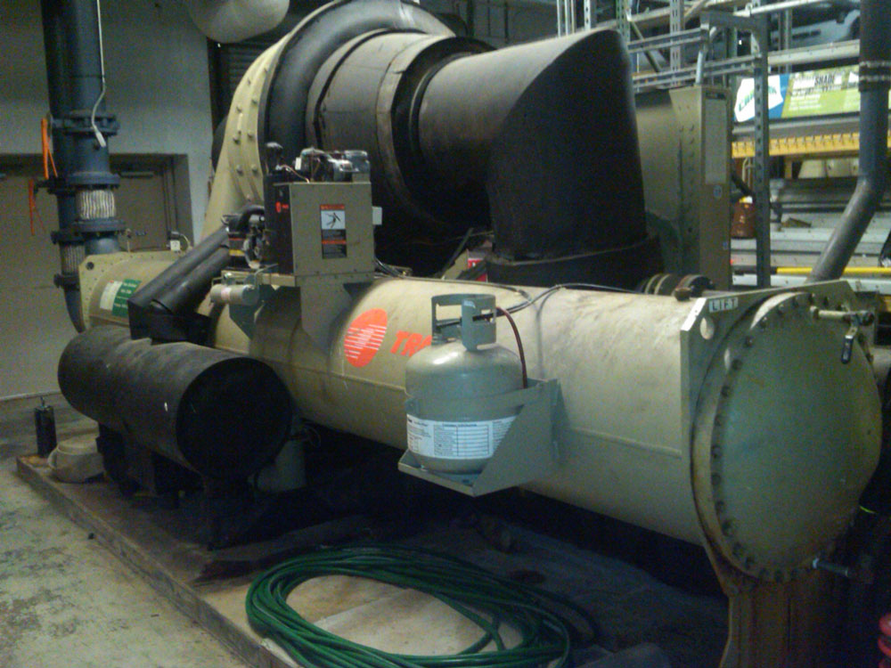 Company Privacy Policy >> Chiller Overhaul Projects: South Florida
